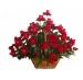 cesta com 36 rosas colombianas