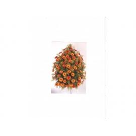 coroa c/ flores naturais A partir de:350,00