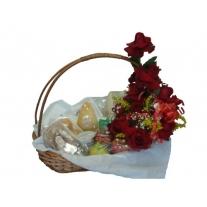 cesta de café da manhã